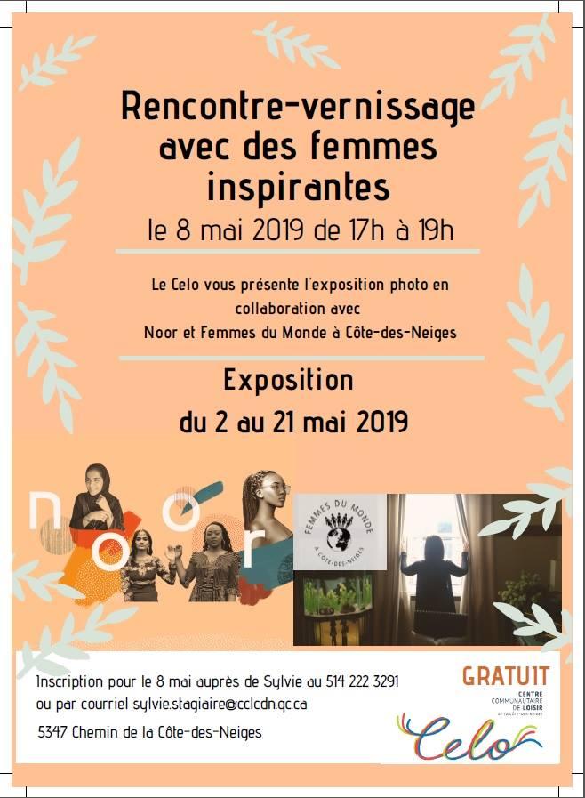afiche exposition 8 mai