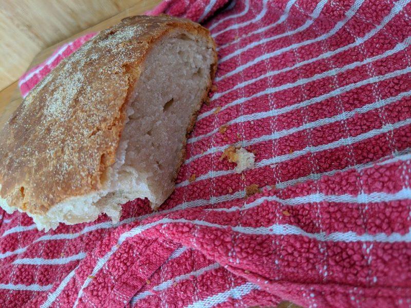 Weekend's Bread