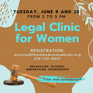 legal information clinic